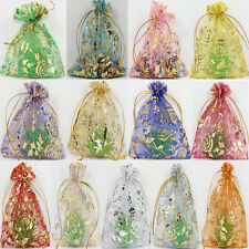 18x13cm Gauze Organza Gift Bag Jewelry Packing Pouch Wedding Favor Gift Bags