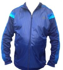 Adidas SE Anthem Premi Jacket Mens Track Top in NGT Blue F48715 Sizes XS,S,M,L