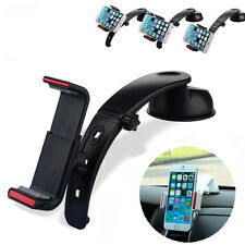 360°Universal In Car Holder Dashboard Cell Mobile Phone GPS Mount Stand Cradle