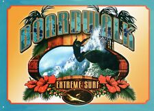 New Boardwalk Extreme Surf Metal Tin Sign