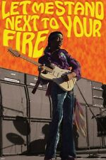 Jimi Hendrix Next To Your Fire Poster 61x91.5cm