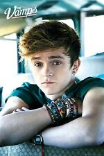 New The Vamps Connor Poster