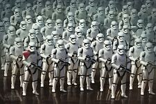 Star Wars Episode VII The Force Awakens Stormtrooper Army Poster 61x91.5cm