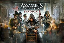 Assassins Creed Syndicate Poster 61x91.5cm