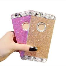 For iPhone 6 & 6 Plus Luxury Glitter Bling Hard Crystal Rhinestone Cover Case