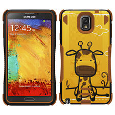 Beyond Cell [Tri Shield] For Samsung Galaxy Note 3 III Rugged Skin Case Stand