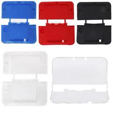 Solid Color Soft Silicone Protective Case Cover Skin for NEW Nintendo 3DS LL/XL