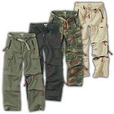 SURPLUS CARGO TREKKING TROUSERS Zip Off Pants Function long + Shorts in one
