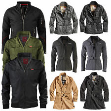 SURPLUS™ Raw Vintage Military Function Outdoor Jacket/Trench coat Men's/Ladies