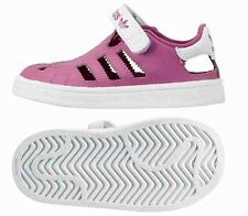 ADIDAS ORIGINALS BABY CHILD SUPERSTAR SANDALS PURPLE SUMMER