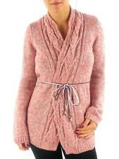 O'Neill Knit Cardigan O'Riginals Sparkler pink Chunky knitted