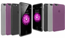 """HYDRO GEL CLEAR TPU CASE COVER SKIN FOR NEW iPHONE 6 4.7"""" - PLUS 5.5"""""""