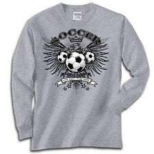 Soccer Freebird T-Shirt Jersey Long Sleeve or Short Sleeve New Youth & Adult