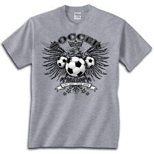 Soccer Freebird T-Shirt Jersey Short Sleeve or Long Sleeve New Youth & Adult