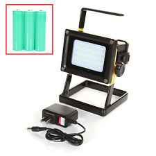 Portable Rechargeable CREE 20 LED Flood Work Light Spot Night Working Sport Lamp