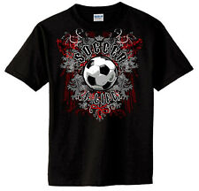 Soccer 4 Life T-Shirt Jersey Short Sleeve or Long Sleeve New Tee Youth and Adult