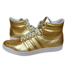Adidas Top Ten Hi Sleek W Shoes Trainers Size 41-42-43-44 Gold New