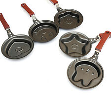 STUNNING EGG MOULD PANS FOR KID EGG RINGS FRYING BREAKFAST COOKING KITCHEN TOOL