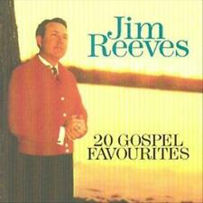 JIM REEVES - 20 GOSPEL FAVOURITES NEW CD
