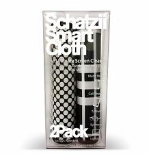 Schatzii's Smart Cloth Screen Cleaner 2 Pack Brand New