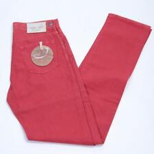332$ MEN'S PANTS JACOB COHEN TAILOR JEANS RED