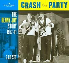 The Benny Joy Story 1957-61: Crash the Party New CD