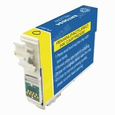Yellow Ink Cartridge  for Epson Stylus CX9475 CX9475Fax Inkjet Printer