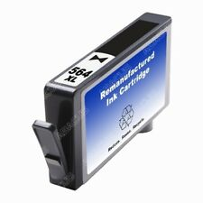 Remanufactured High Yield XL Photo Black Ink Cartridge for HP Photosmart D7560