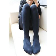 Attractive Nice Autumn Winter Women Sexy Thick Stripe Stockings Tights Pantyhose