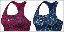 NWT Nike Women's Dri-FIT Victory Compression Quake Medium Impact Sports Bra