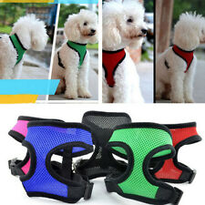 Soft Pet Dog Cat Control Harness Mesh Cat Vest Walk Collar Safety Strap XS-XL