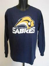 NEW BUFFALO SABRES ADULT MENS M-L-XL Long Sleeve Shirt