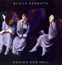 HEAVEN AND HELL [USED CD]