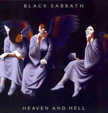 BLACK SABBATH - HEAVEN AND HELL USED - VERY GOOD CD