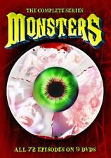 MONSTERS: THE COMPLETE SERIES [USED DVD]