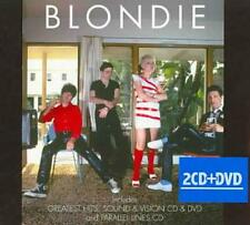 BLONDIE - GREATEST HITS SOUND & VISION/PARALLEL LINES [DIGIPAK] USED - VERY GOOD