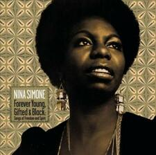 NINA SIMONE - FOREVER YOUNG, GIFTED & BLACK: SONGS OF FREEDOM AND SPIRIT USED -