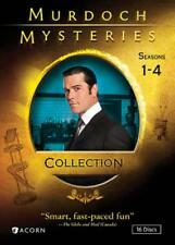 MURDOCH MYSTERIES COLLECTION: SEASONS 1-4 [USED DVD]