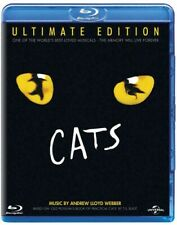 CATS: THE MUSICAL NEW REGION B BLU-RAY