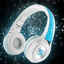 3.5mm Wireless Bluetooth Game Headset Surround Stereo Headphone for iPhone PS3/4