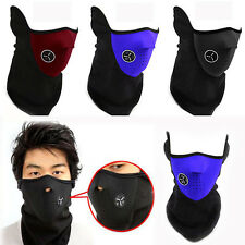Neoprene Ski Snowboard Motorcycle Bike Winter Sport Face Mask Neck Warmer Veil T
