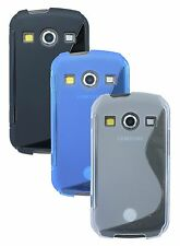 Samsung Galaxy Xcover 2 S7710 Shell Mobile Phone Case Pouch + Display Film