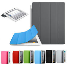 For Apple iPad 2 3 4 Ultra Thin Case Magnetic Leather Smart Case Auto-Sleep/Wake
