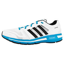 ADIDAS REVENERGY MESH BOOST SHOES MEN'S RUNNING SNEAKERS WHITE BLACK F32293