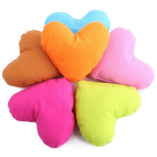 1 PC Home Kids Bed Pink Heart-shaped Pillow Creative Plush Pet Dog Cat Toy