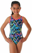 NEW!! Melted Chevrons Gymnastics Leotard by Snowflake Designs