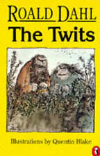 The Twits (Puffin Books) - Roald Dahl - Very Good - 0140314067
