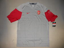 Training Jersey Arsenal London 09/10 Orig Nike Size L XL new red player issue