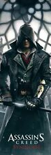 Assassins Creed Syndicate Big Ben Door Poster 53x158cm
