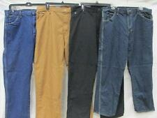 Dickies Relaxed Fit Carpenter Jeans Black Light Brown Royal Blue Navy Blue JE